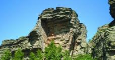 石头山图片