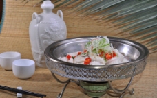 石锅鱼片图片