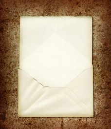 怀旧纸 信封图片
