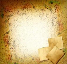 划线背景 牛皮纸图片