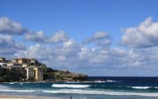 悉尼海边图片
