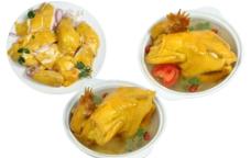 饮食炖鸡图片
