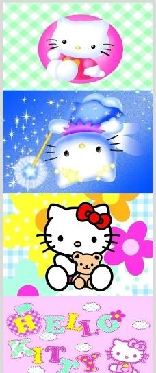 哈喽keiti猫简笔画