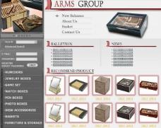 arms 商城网站图片