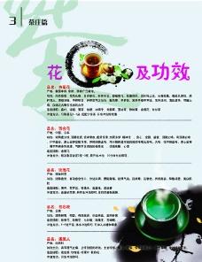 花茶种类与禁忌图片