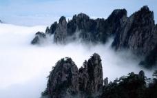 山水云风景
