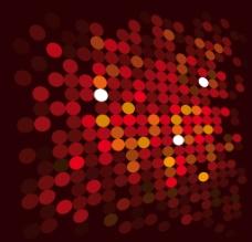 disko背景矢量素材图片