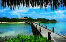马尔代夫风光图片