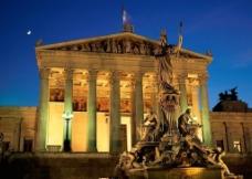 希腊神庙图片