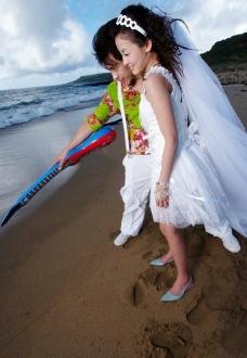 最新台湾婚纱样片图片
