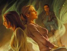油画 催眠图片