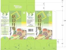 保健食品包装 膳食纤维包装图片
