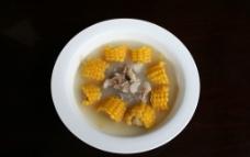 龙骨煨玉米图片