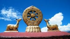 拉萨西藏大昭寺