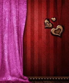 浪漫背景图片