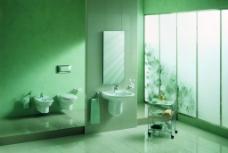 卫浴效果图图片