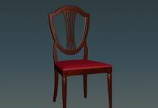 家具之椅子MAX素材圖片