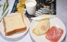 西式早餐?#35745;? style=
