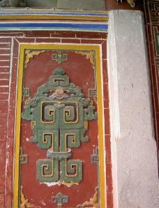 安溪文庙 壁饰图片