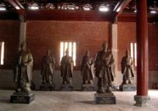 安溪文庙 孔子弟子图片