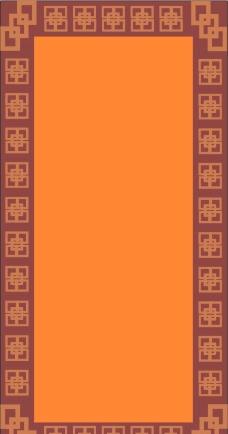 花纹矢量素材 藏式图片