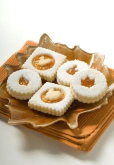 枫叶曲奇饼图片