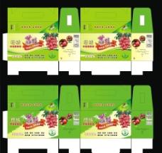 荔枝包装盒图片