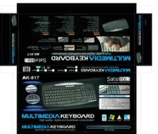 多媒体键盘图片