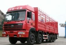 红岩 重型卡车图片