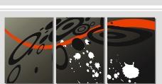 框画 装饰画 抽象画图片