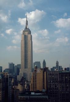 帝国大厦图片