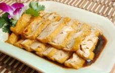 卤水豆腐图片