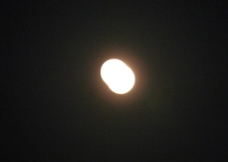 正月十五月亮图片