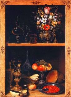 油画 橱柜图片