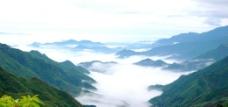 美丽的天湖图片