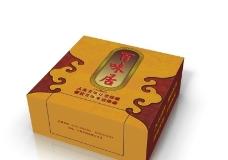 酒楼纸巾盒包装图片