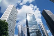 高楼 科技大厦图片