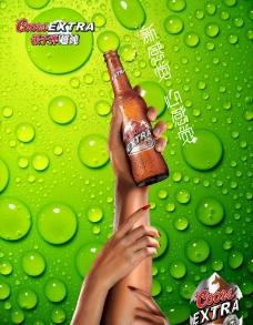 银子弹啤酒海报图片