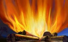 燃烧的火焰图片