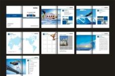 企业画册版式图片