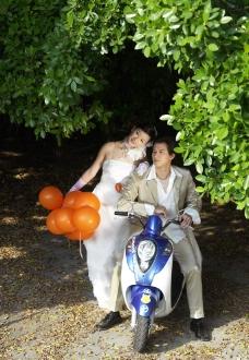 婚纱样片 那一段浪漫的日子图片