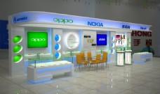 手机展示区