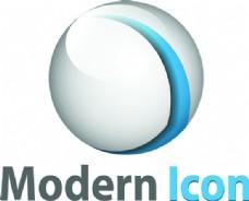 Modern 标志