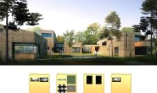 建筑效果图图片